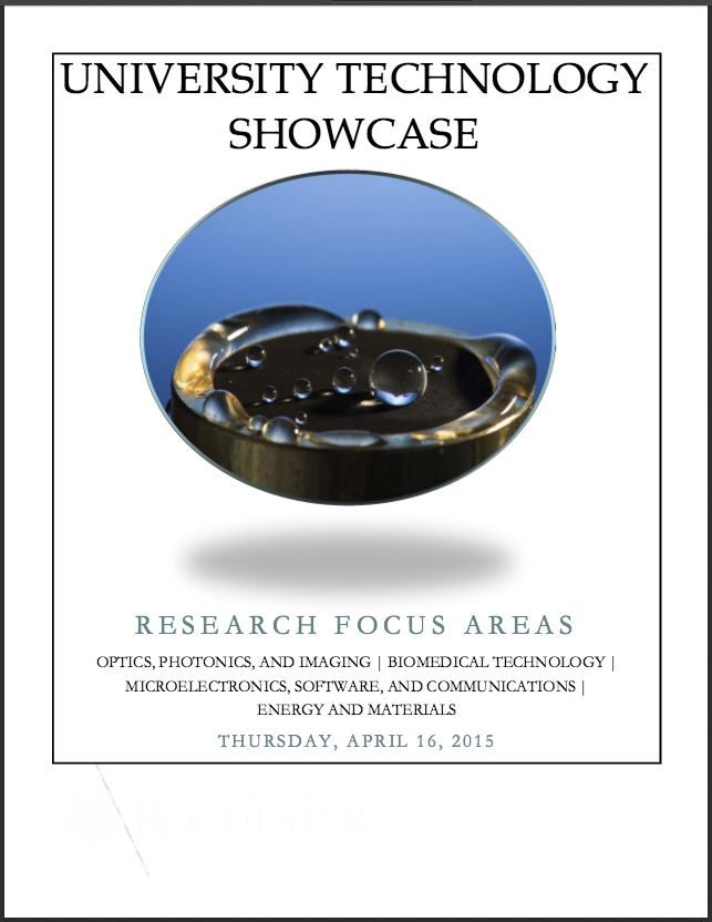 2015 Showcase Cover